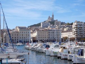 One day in Marseille