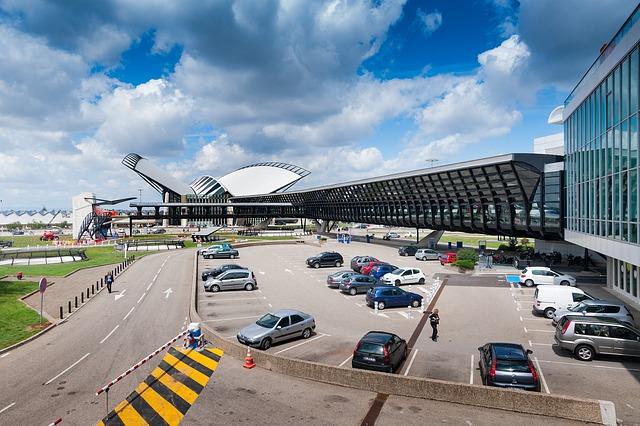 Aller et venir de l'aéroport Saint-Exupéry