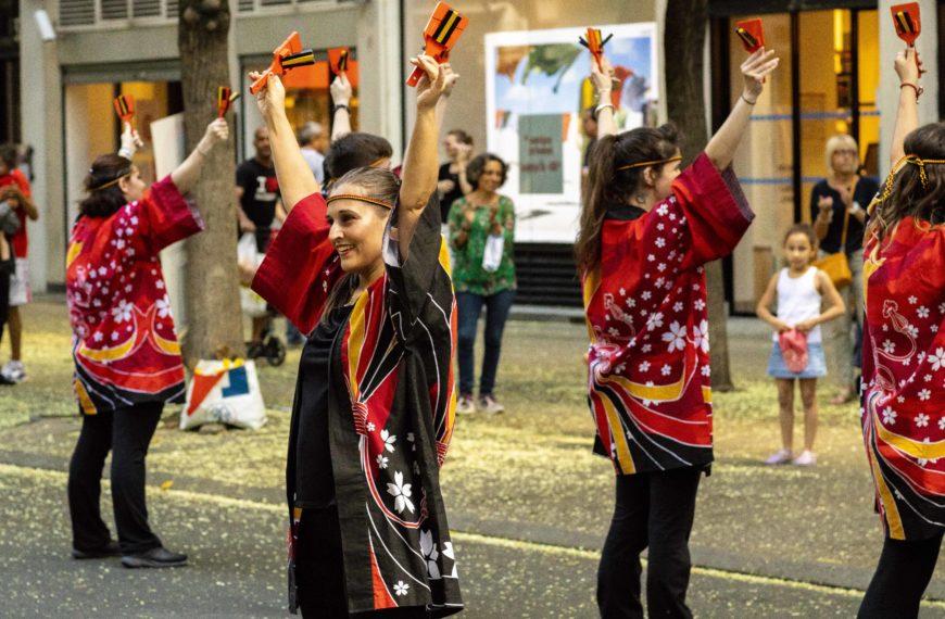 Faire de la danse japonaise à Lyon
